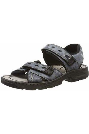 Rieker Men's 26175-15 Closed Toe Sandals