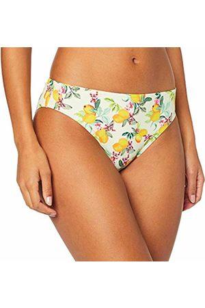 Esprit Women's Panama Beach Classic Brief Bikini Bottoms, (Bright 740)