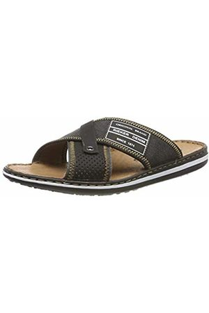 Rieker Men's 21064-01 Mules