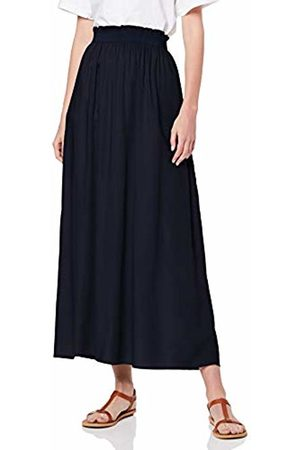 ONLY NOS Women's Onlvenedig Paperbag Long Skirt WVN Noos Night Sky