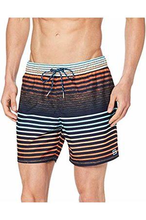 Billabong Men's Week End Stripe Lb Swim Trunks