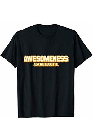 Flippin Sweet Gear Awesomeness Ask Me About It T-Shirt