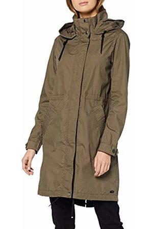 Only Women's Onljessica Long Spring Parka Cc OTW Coat, Crocodile