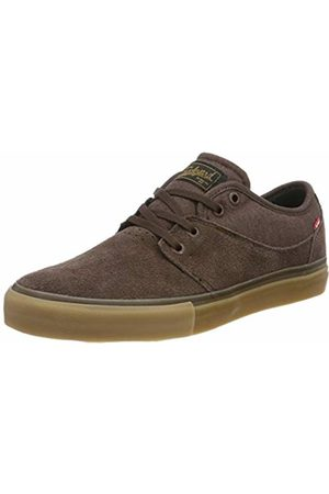 Globe Men's Mahalo Skateboarding Shoes, (Dark /Gum 17300)