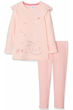 Sanetta Girls Pyjamas - Girls Long Pyjama Sets, ( Cream 38062.0)