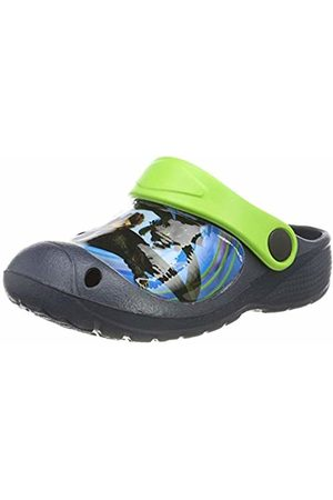 Your dragon Boys Kids Clog Sandals and Mules Navy 676 13 UK