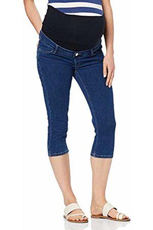 Esprit Women's Pants Denim OTB Capri Maternity Jeans