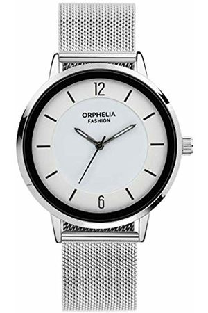 ORPHELIA Mens Analogue Classic Quartz Watch with Stainless Steel Strap OF764800