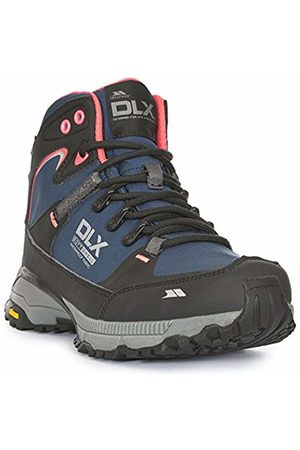 Trespass DLX Arlington, Midnight , 38, Waterproof Hiking Boots for Women, UK Size 5