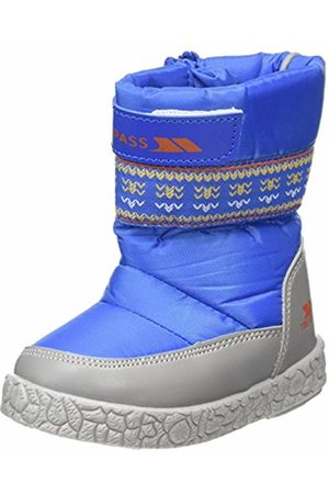 Trespass Alfred, Bright , 27, Waterproof Winter Boots for Kids / Boys, UK Size 9