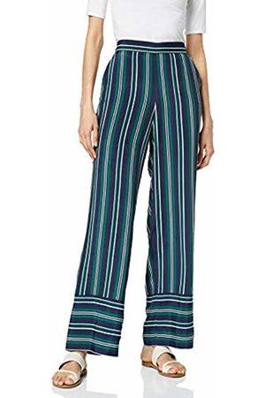 Esprit Women's 039ee1b030 Trouser, (Dark Teal 375)