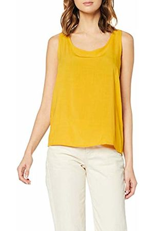 Only Women's Onlnova Solid S/l Top 5 WVN Vest, Mango Mojito