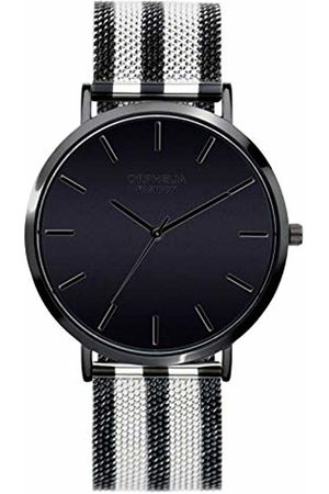 ORPHELIA Womens Analogue Classic Quartz Watch with Stainless Steel Strap OF714834