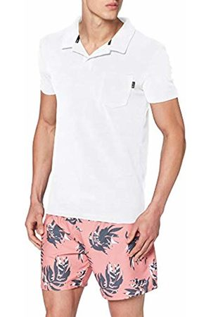 HUGO BOSS Men's Beach Polo Shirt T ( 100)
