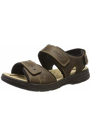 Rieker Men's 26274-25 Closed Toe Sandals