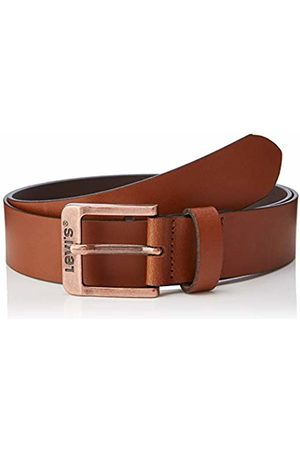 Levi's Men's Free Metal Belt, (Medium 27)