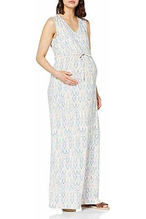 Esprit Women's Dress Maxi Nursing Sl AOP (Emerald )