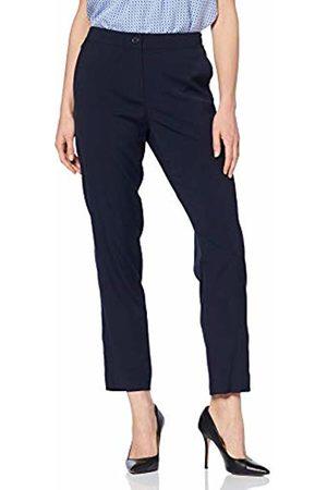 Gerry Weber Women's 120016-38104 Trouser (Dark Navy 80837) (Size: W48)