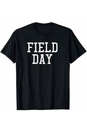 Field Day Gift Tees! Field Day Gym Teacher School Workout T-Shirt
