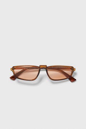 Zara Rectangular sunglasses