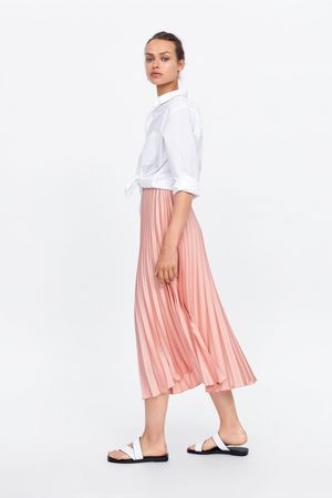 98f48d60 Buy Zara Skirts for Women Online | FASHIOLA.co.uk | Compare & buy