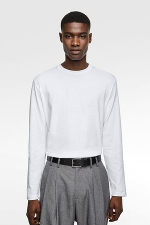 Zara Basic long sleeve t-shirt