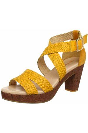 flip*flop Womens Tahiti Sandals Gelb (Mango 505) Size: 39