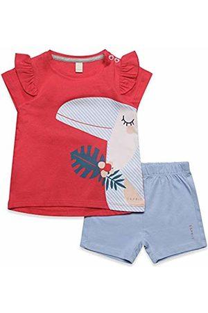 Esprit Kids Baby Girls' Set T-Shirt+Sho Clothing