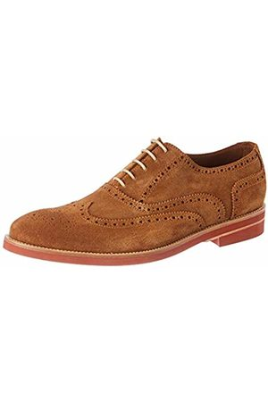 Lottusse Men's's L6712 Oxfords Buckster Coñac 11 UK