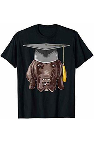 Pointer Realm Pointer Graduation Graduate Hat Pointer T-Shirt