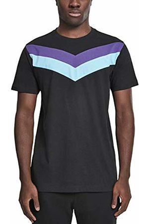Urban classics Men's Arrow Panel Tee T-Shirt