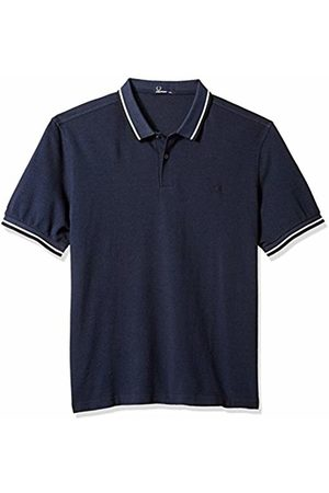Fred Perry Men Polo Shirts - Men's FP Twin Tipped Shirt T-Shirt