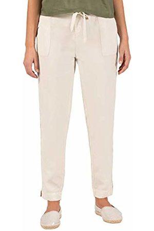 Timezone Women's Regular Rieketz 7/8 Trouser, (Linen 2021)