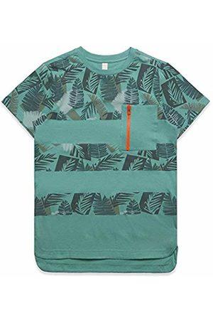 Esprit Kids Boys' T-Shirt SS Grün (Soft 520)