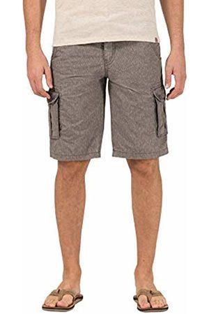 Timezone Men's Loose Maguiretz Cargo Shorts Incl. Belt ( Minimal 8026)
