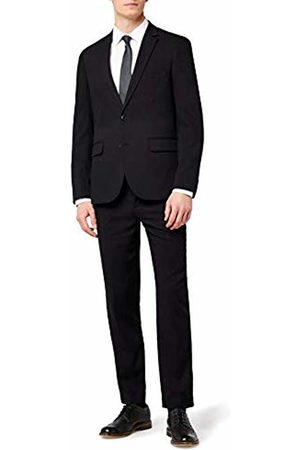 Hem & Seam Men's Stretch Slim Fit Suit