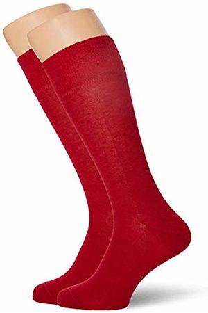 Falke Men's Happy Chaussettes Lot 2 Paires Calf Socks