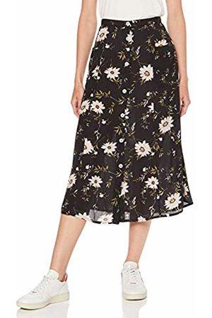 Miss Selfridge Women's Floral Print Midi Skirt 130