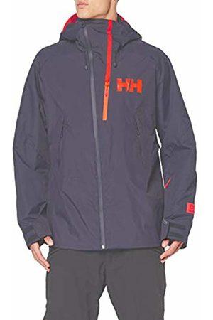 Helly Hansen Men's Nordal Track Jacket, (Dark )