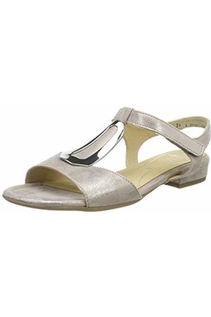 Women's Vegas 1216839 T Bar Sandals, (Puder 05)