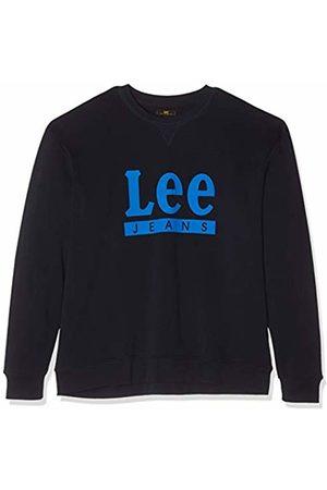 Lee Men's Basic Graphic Crew Sweatshirt