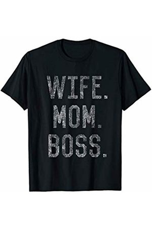 Flippin Sweet Gear Wife Mom Boss Funny Mothers Day T-Shirt