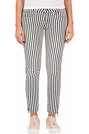 Timezone Women's Tight Aleena Tz 7/8 Trouser, ( Stripe 9847)