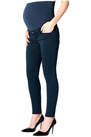 60a4d56b8b83a Noppies Women's Pants OTB Slim Bailey 60046 Maternity Trousers, (Dark C165)