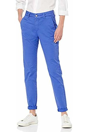 Selected Femme NOS Women's Slfmegan Mw Chino W Trouser, Dazzling