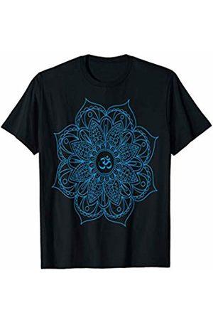 Mandala Yoga Meditation Om T-shirt OM T shirt gift yoga spiritual mandala Meditation Symbol T-Shirt