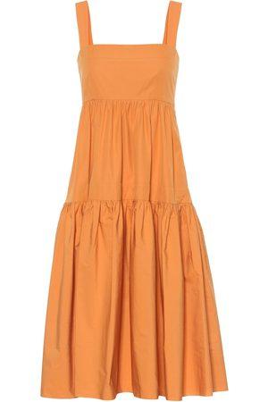 Three Graces London Exclusive to Mytheresa – Cosette cotton midi dress