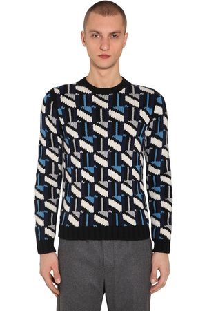 Prada Cashmere & Wool Sweater