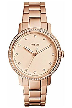 Fossil Womens Analogue Quartz Watch with Stainless Steel Strap ES4288