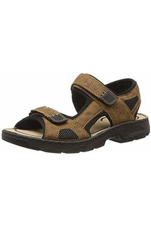 Rieker Men's 26156-25 Closed Toe Sandals